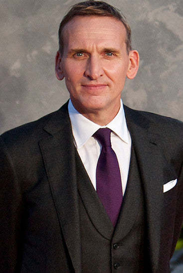Christopher Eccleston Hair