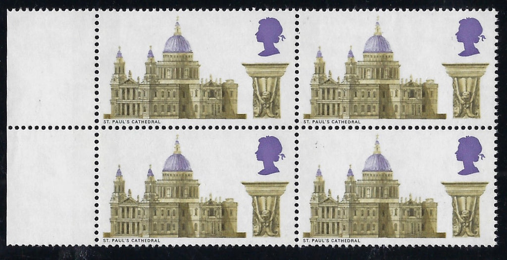 Great Britain 1969 9d Cathedrals, SG800a