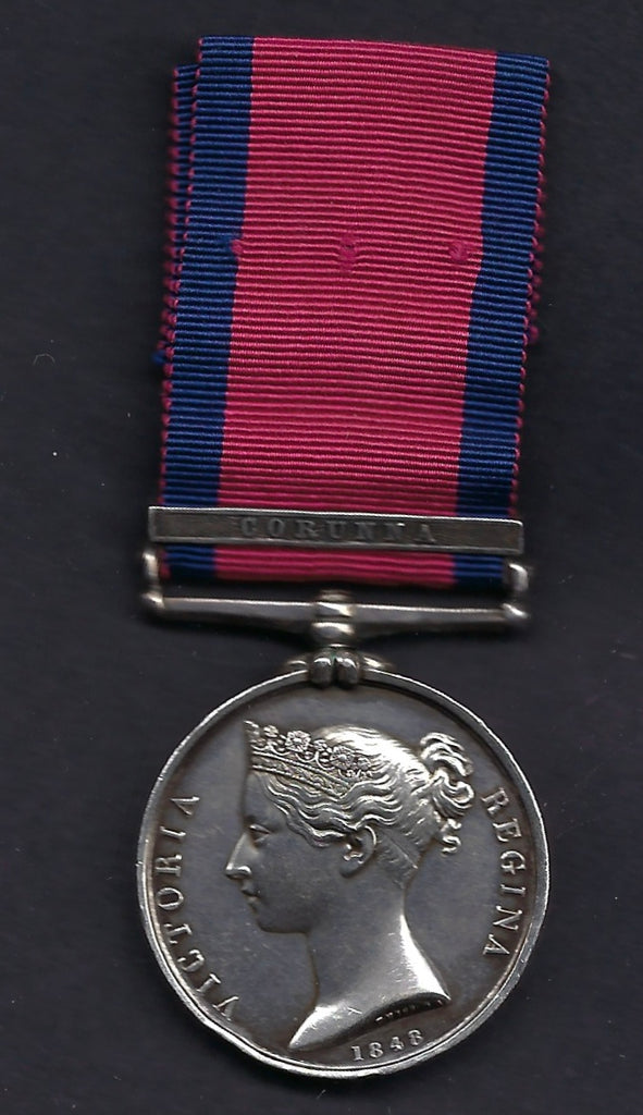 Great Britain. Military General Service 1793-1814