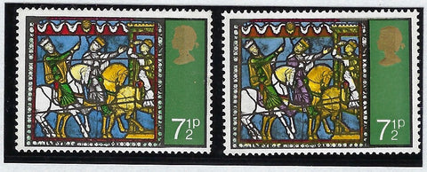 Great Britain 1971 7½p Christmas SG896b