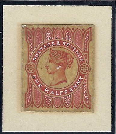 Great Britain 1885 ½d