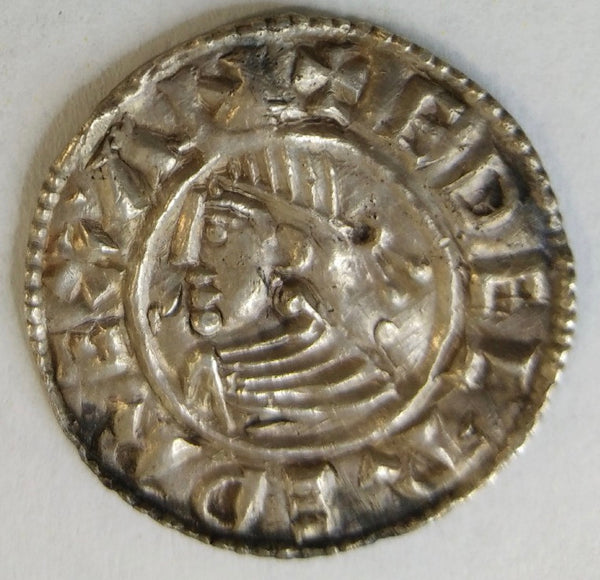 England, Aethelred II – Silver Penny AD 978AD - 1016AD