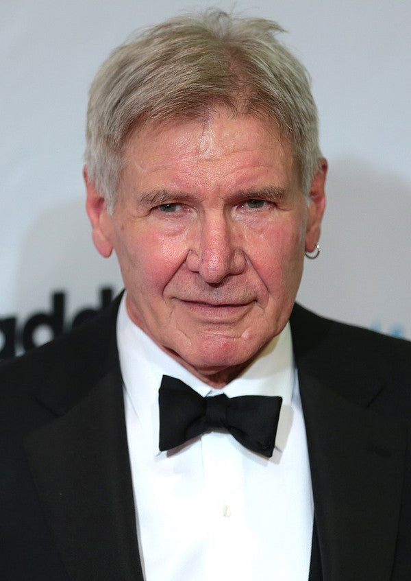 Harrison Ford Authentic Strand of Hair