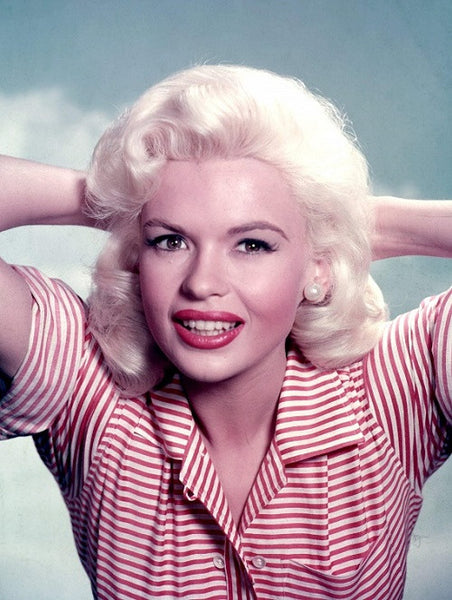 Jayne Mansfield Personally Owned & Worn Blonde Wig