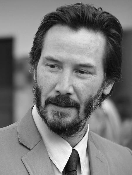 Keanu Reeves Authentic Strand of Hair