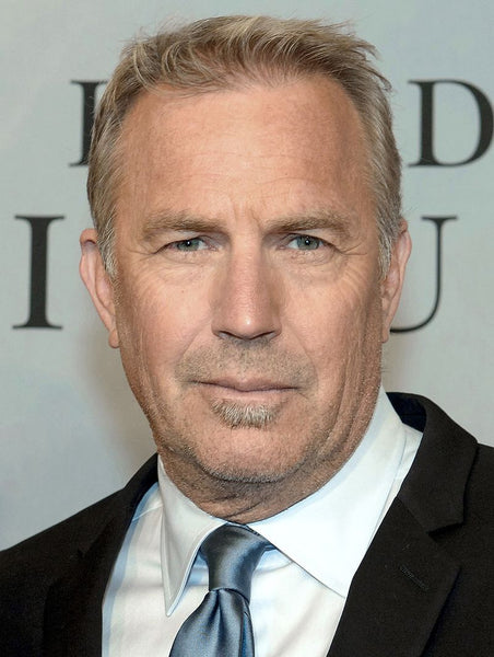 Kevin Costner Authentic Strand of Hair