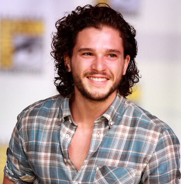 Kit Harrington Hair Strand