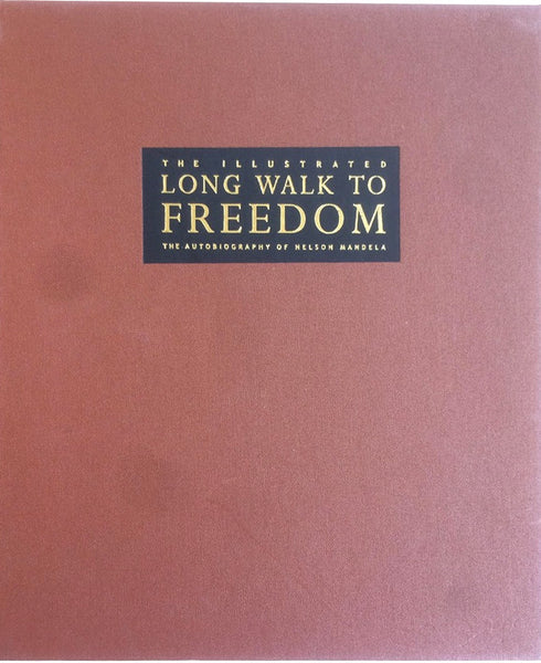 Nelson Mandela signed Long Walk to Freedom