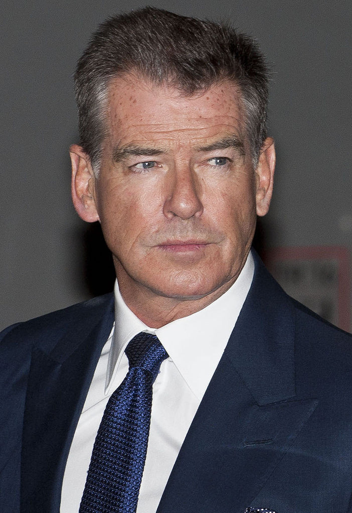 Pierce Brosnan Authentic Strand of Hair