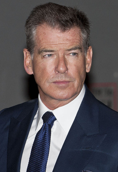 Pierce Brosnan Hair Strand