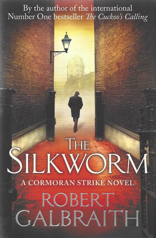 The Silkworm First Edition Signed by J.K Rowling as Robert Galbraith