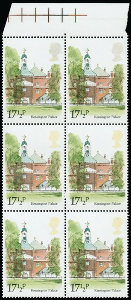 Great Britain 1980 17½p London Landmarks, SG1124a