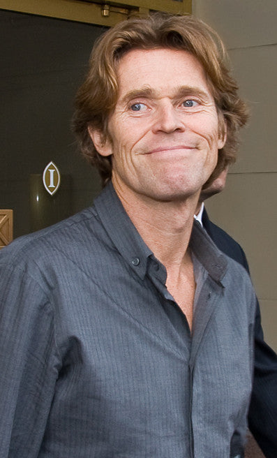 Willem Dafoe Authentic Strand of Hair