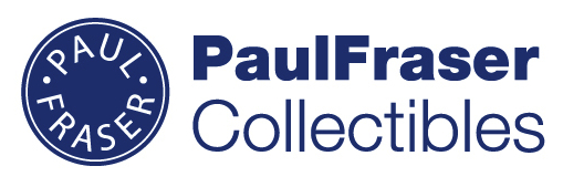 Paul Fraser Collectibles logo