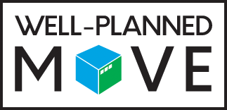 Well-Planned Move Logo