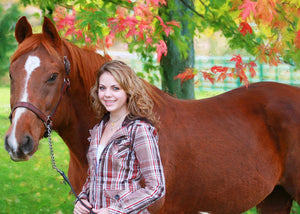 A valuable role of horses in getting youngsters involved in therapy