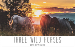 Three Wild Horses 2017 Gift Guide
