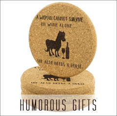 Humorous Horse Themed Gifts