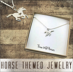 Horse Theme Jewelry Gifts