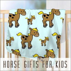 Horse Themed Gifts for Kids