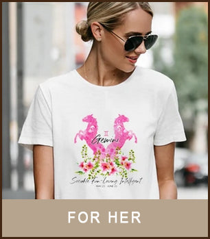 horse themed gifts for her