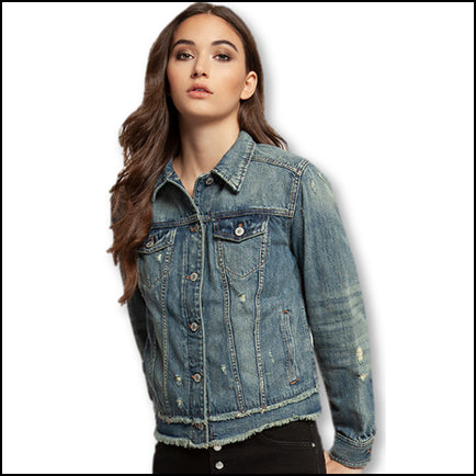 Dex Rugged Jean Jacket