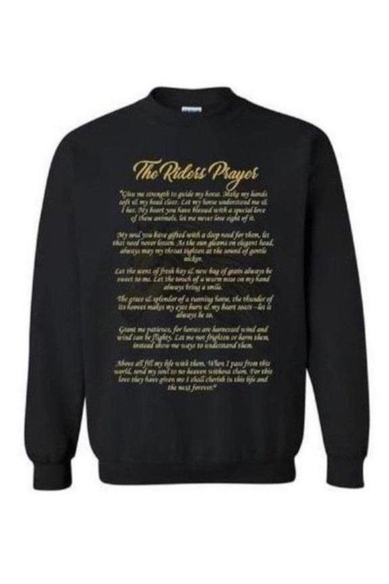 A Rider's Prayer - Long sleeve