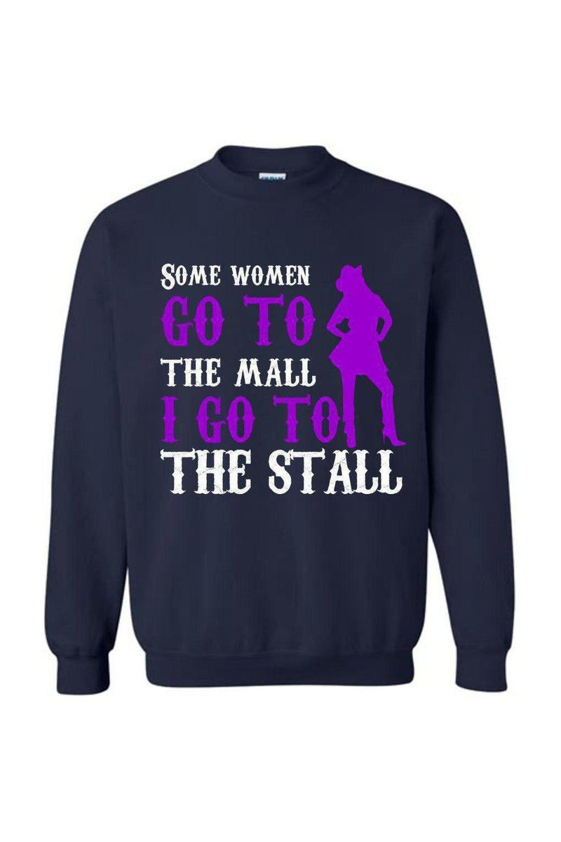 I Go To The Stall - Long Sleeve