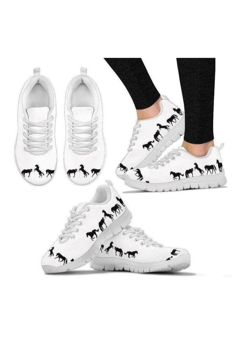 Horse Athletic Sneakers