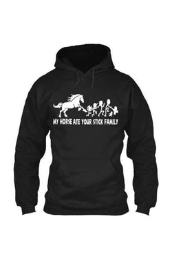 My Horse Ate Your Stick Family - Long Sleeve