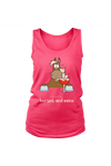 Horses and Wine - Tank Tops