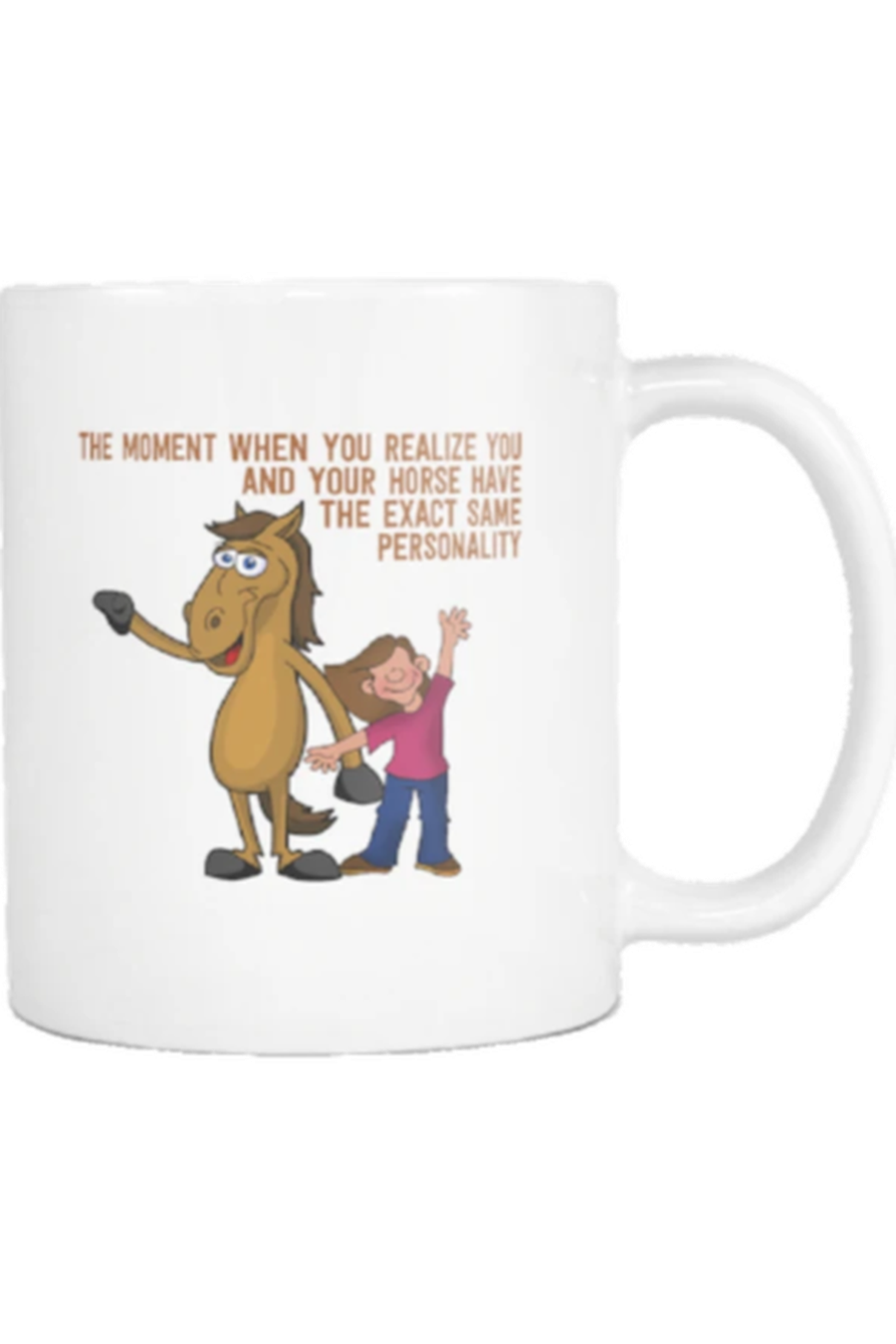The Cheerful - Mug
