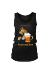 Horses and Beer - Tank Tops
