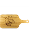 Merry Christmas Cutting Board