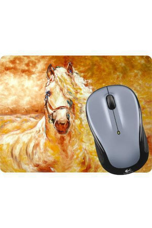Cloud of Horse Dream - Mouse Pad-Mousepads-teelaunch-Mouse pad-Three Wild Horses
