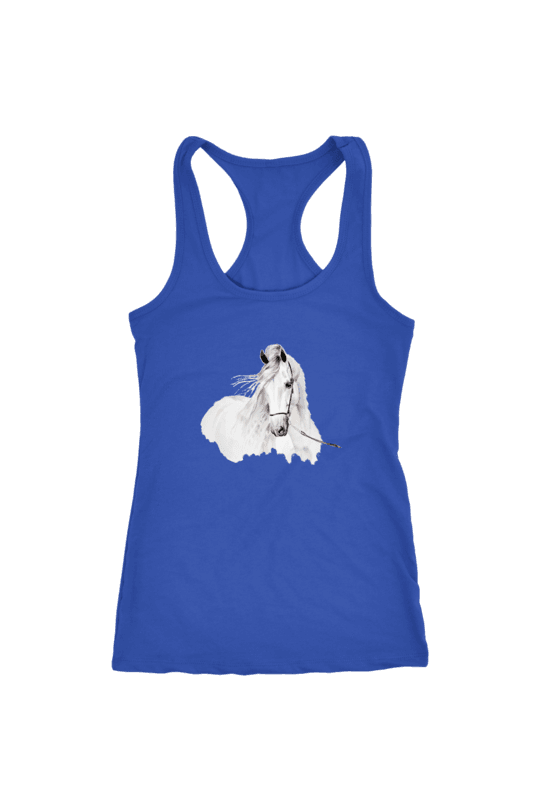 Day Dreaming - Tank Tops in Blue