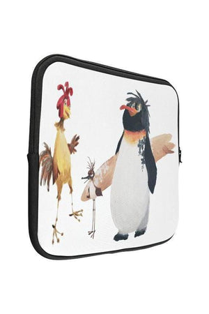 "Surfs Up Computer Sleeve for 13"" MacBook Pro-Bags-interestprint-One Size-Three Wild Horses"