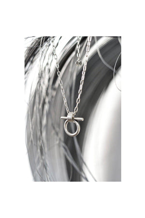 CXC Silver Necklace-Jewelry-CXC-Three Wild Horses