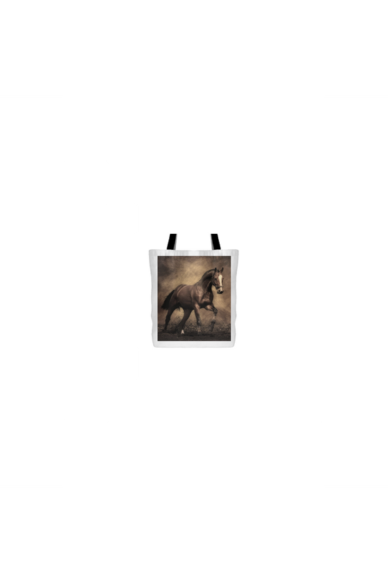 Horse and Dirt - Tote Bag