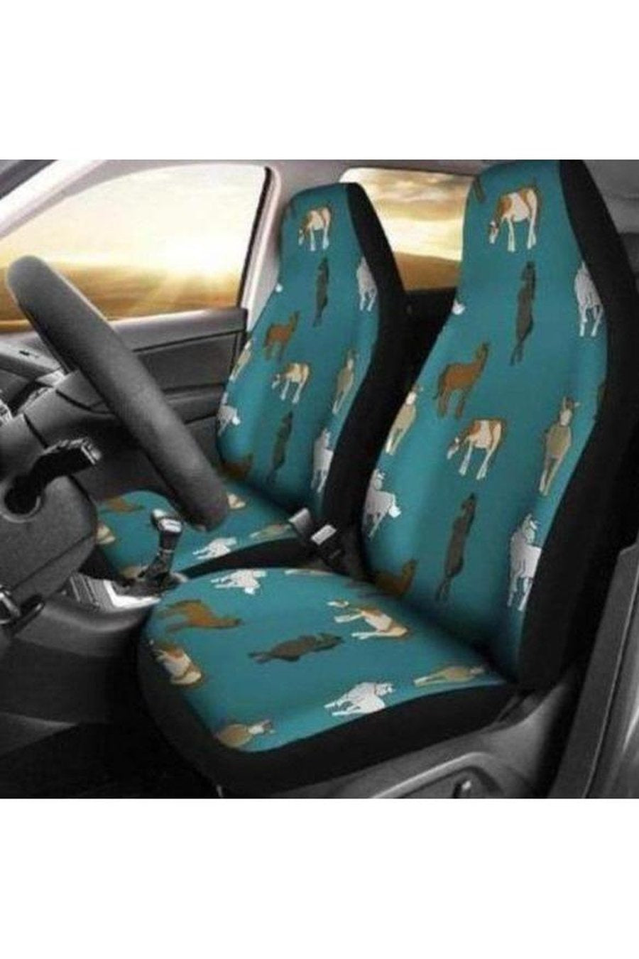 Horsey Car Seat Covers