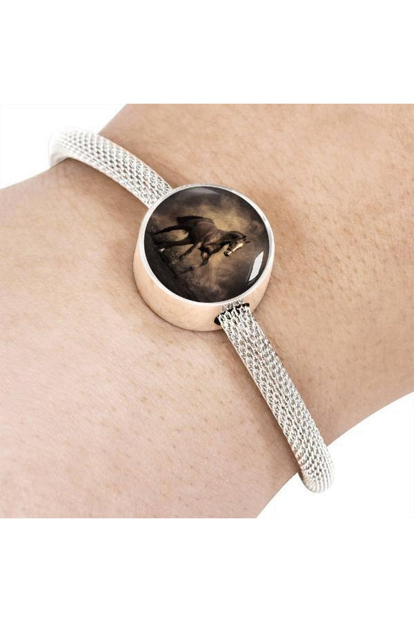 Personalized Steel Bracelet