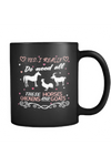 Yes, I really do need all these horses chickens and goats - Mug
