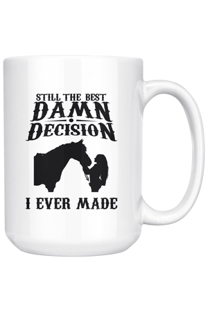 Black Still The Best Decision Mug