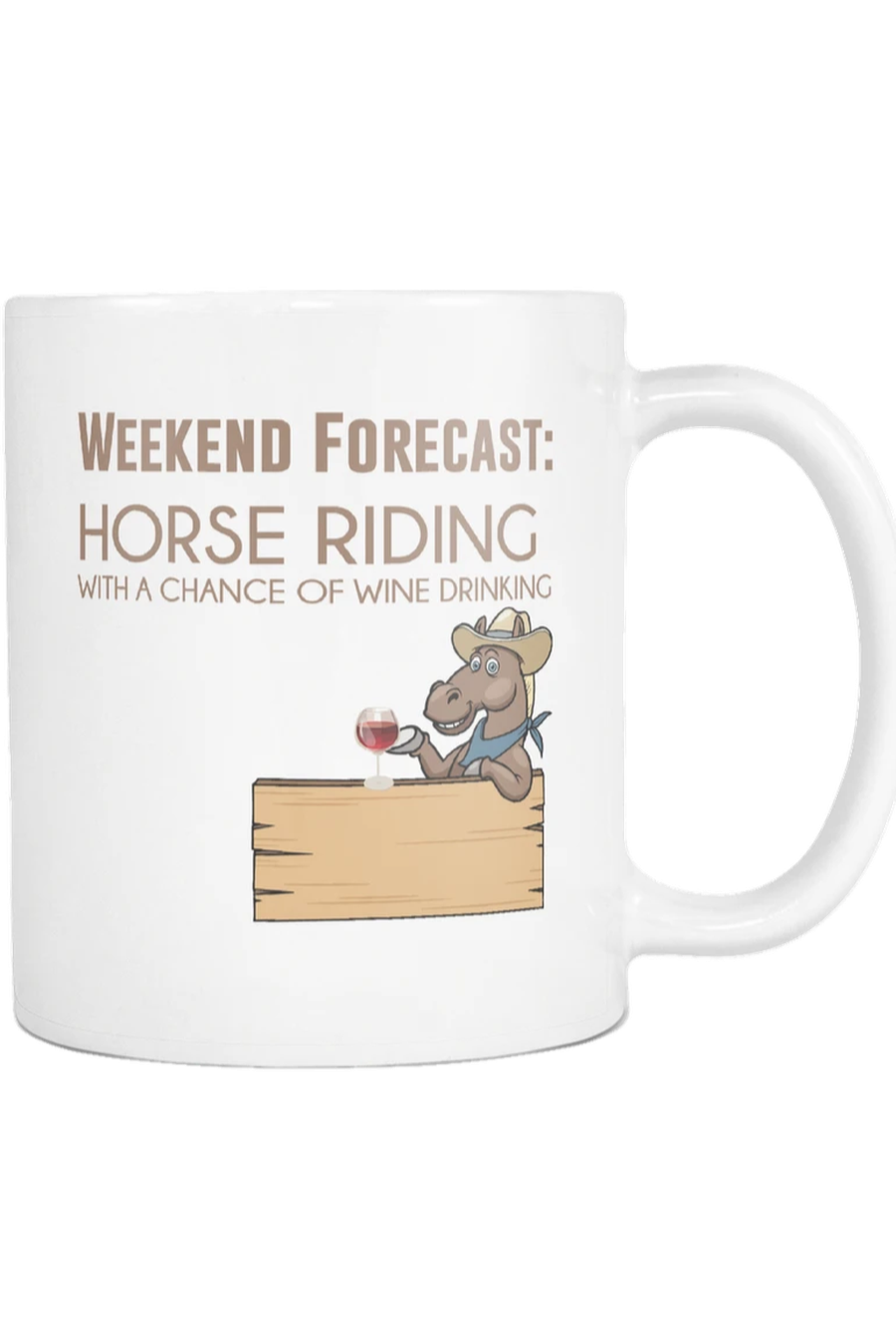 Weekend Forecast - Mug