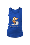 Horses and Caffeine - Tank Tops