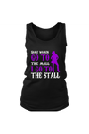 I Go To The Stall - Tank Tops