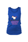 The Barn Is My Happy Place - Tank Tops