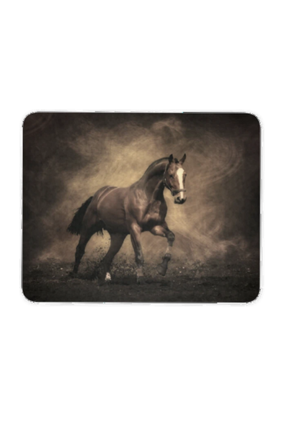 Horse and Dirt - Mouse pad
