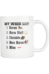 My Wish List - Mug