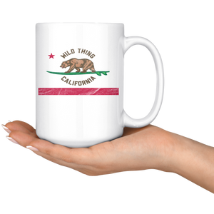 Snow Wild Thing California Mug